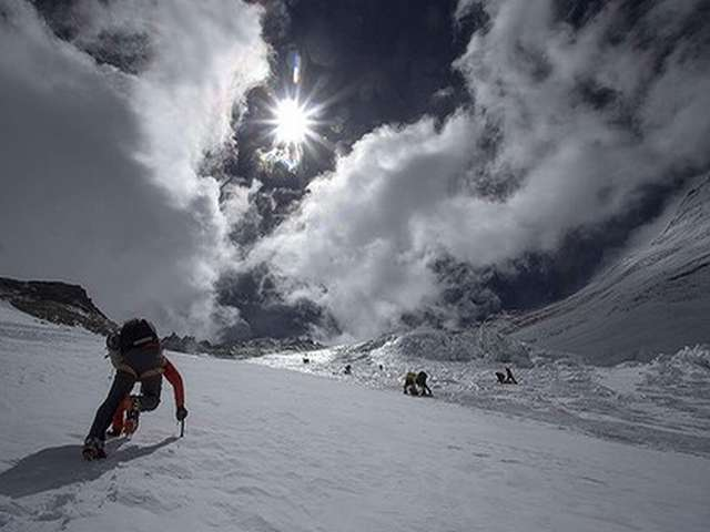 S. African Everest permit dodger arrested in Nepal