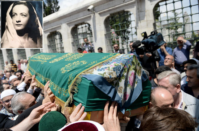 Ottoman princess passes away, buried in Istanbul