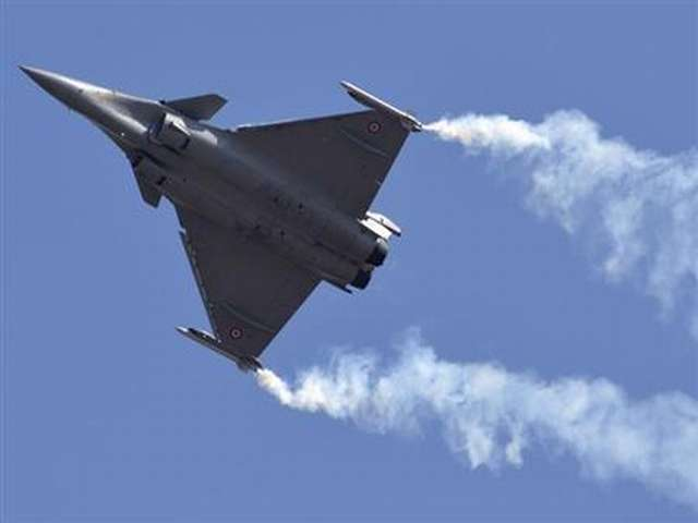 India and France to push ahead with Rafale jet deal