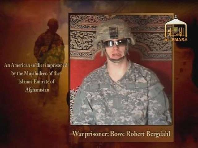 Former Afghanistan POW Bergdahl discharged from hospital