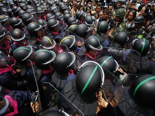 Thai junta compares its coup to Myanmar's 1988 crackdown