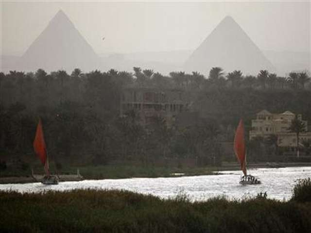 Egypt invited to return to Nile water initiative