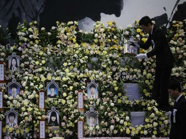 South Korea seeks death penalty for captain of doomed ferry