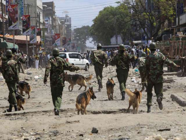 One dead in Kenya's Mombasa after riots over killing
