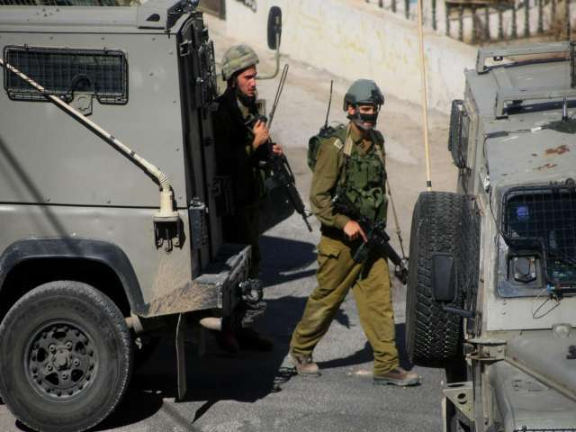 Israel detains 7 Palestinians in West Bank