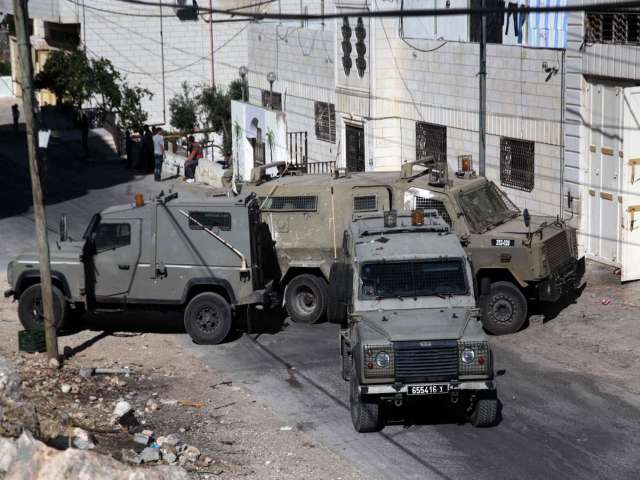 Israel detains 20 Palestinians in West Bank