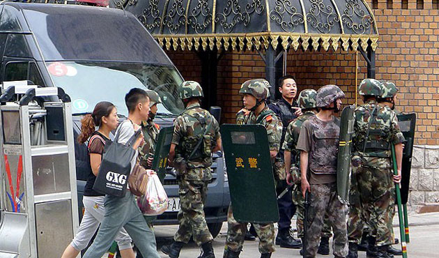 Turks held in China to face trial next month