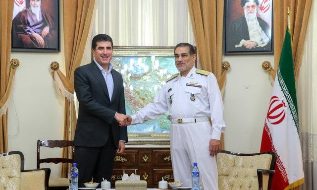 Kurdish PM Barzani goes to Iran to discuss Iraq crisis