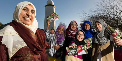 Muslim woman aspires to become New Zealand lawmaker