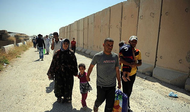 Over 2,400 Iraqis killed, 650,000 flee homes in June