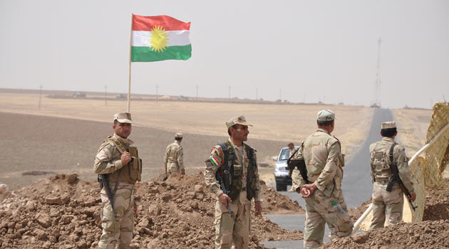US ground troops helping Kurds in fight against Iraq rebels