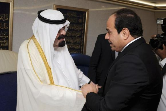 How Saudis planted Sisi in Egypt's power structure