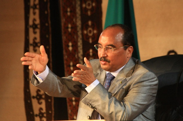 Mauritania president wins second term