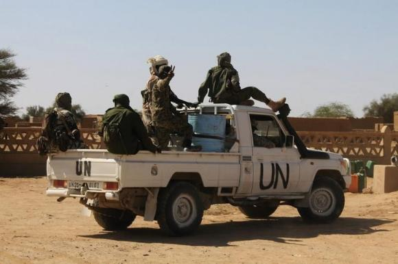 Nine UN peacekeepers killed in attack on convoy in Mali