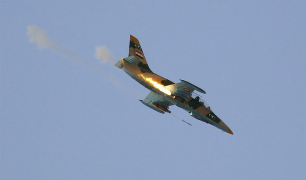 Regime's barrel bombs kill 24 people in Syria