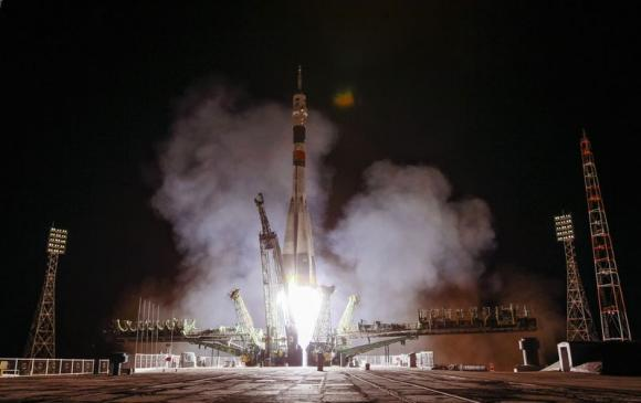 Putin orders building hastened at new Russian spaceport
