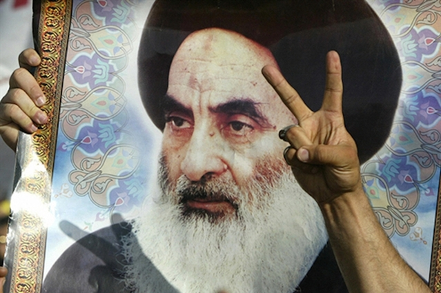 Iraq's Sistani calls on Baghdad to help Sunni tribes after killings