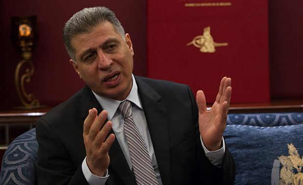 Iraqi Turkmen leader calls for support