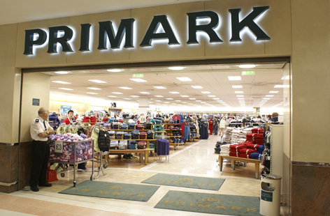 Primark investigating 'forced labor' notes found in clothing