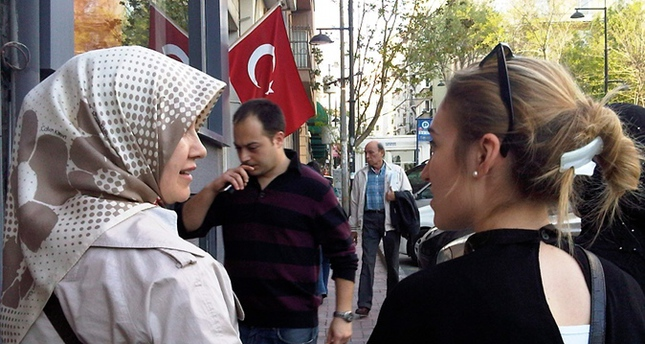 Turkish mothers welcome help to combine work and family