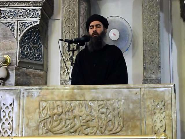 ISIL's Al-Baghdadi: I'm not dead yet