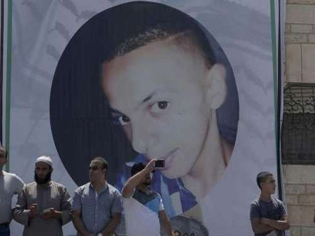 Six Jewish suspects arrested over death of Palestinian teenager