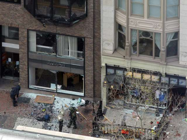 Friend of accused Boston Marathon bomber found guilty