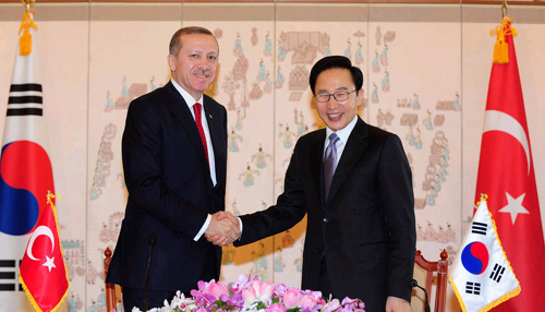 S.Korea announces new free trade deal with Turkey