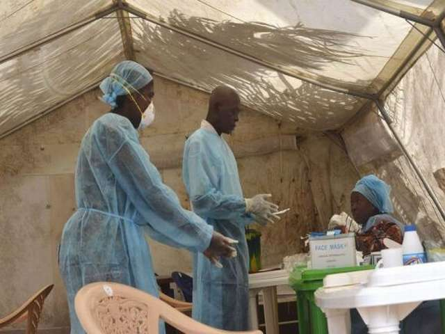 ECOWAS sets up 'solidarity fund' to fight Ebola
