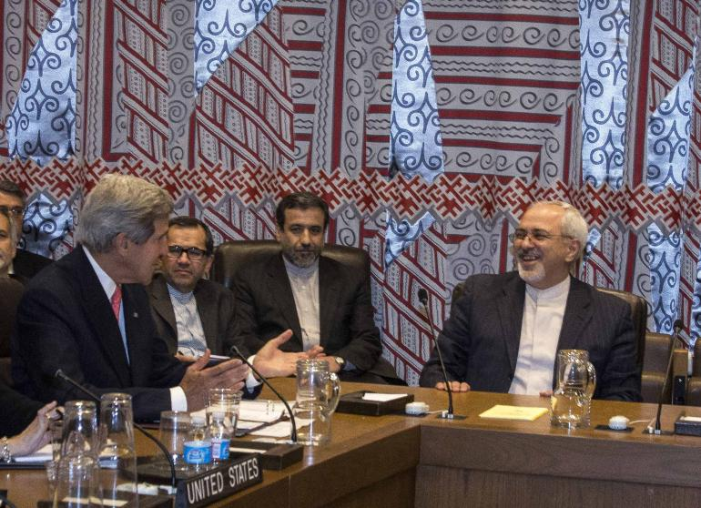 Kerry says 'big gaps' remain in nuclear talks, Iran blames West for deadlock