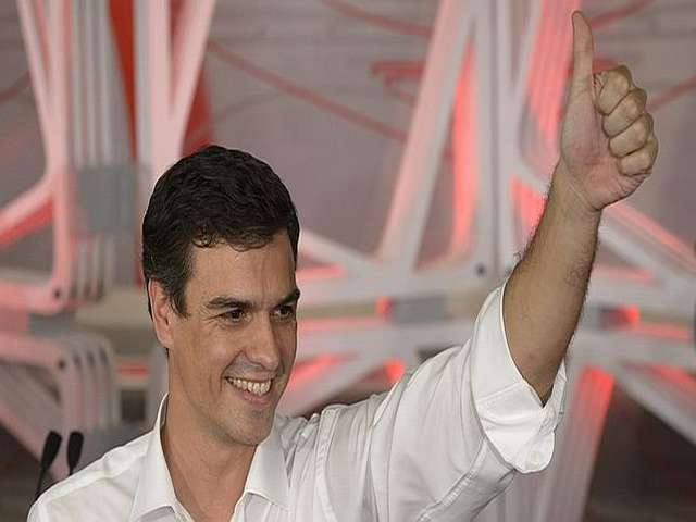 Spain's embattled Socialists elect new leader