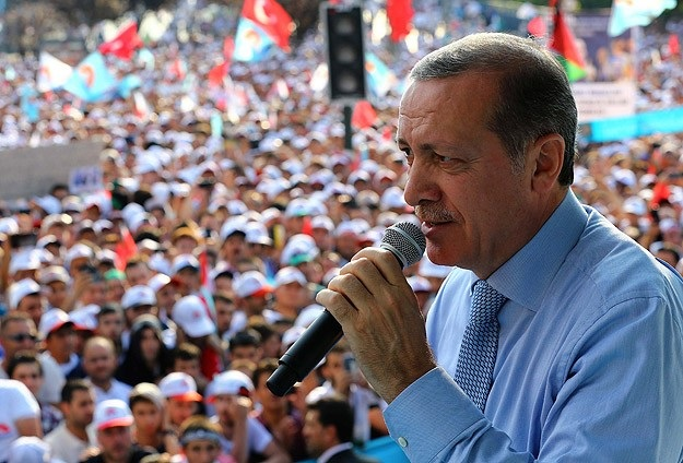 Turkey is sensitive towards its minorities says PM