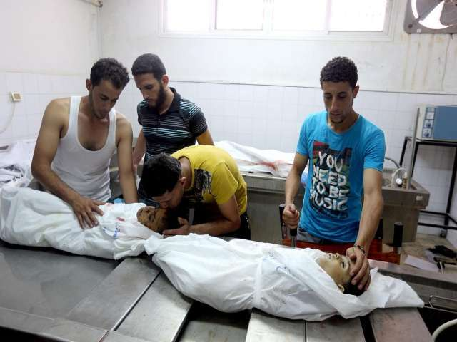 White House pressures Israel over civilian deaths in Gaza
