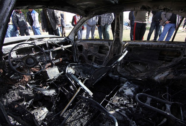 Nine killed, 30 wounded in new clashes in Libya's Benghazi