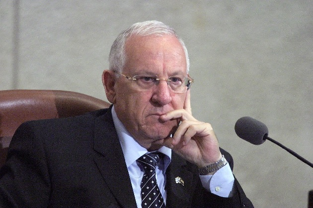 Rivlin takes over from Peres as Israeli president