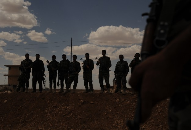 Iraqi Christians protest over ISIL onslaught