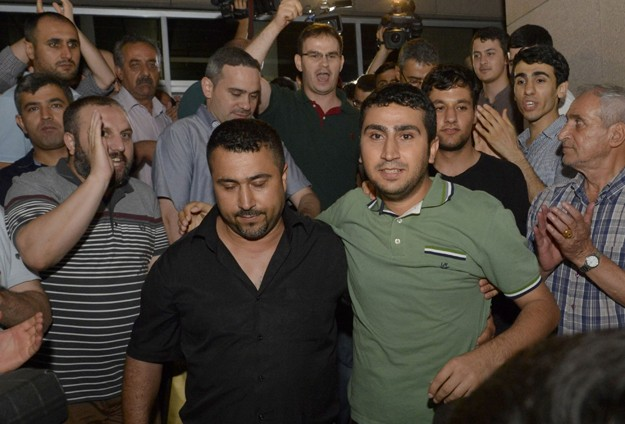 Sixty-six suspects in court after Istanbul 'wiretap' sweep