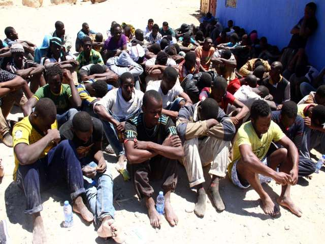 EU steps up fight against human trafficking