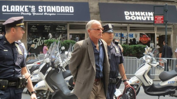Norman Finkelstein arrested in New York pro-Palestine protest