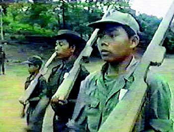Myanmar army releases serving child soldiers