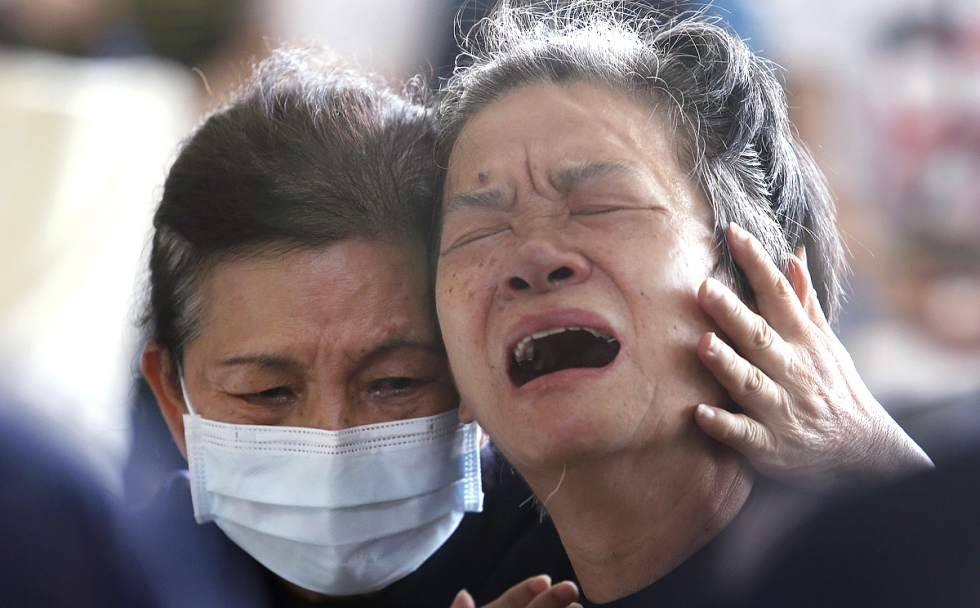 Safety violations at China auto factory led to dust blast