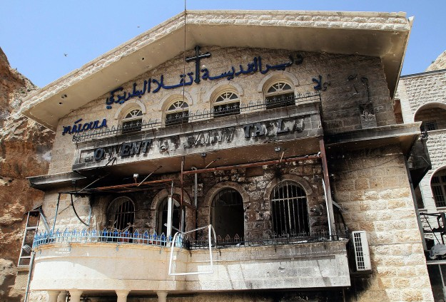 US to document damage on Syria's historical sites
