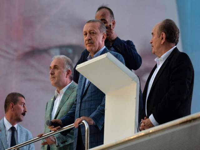 President-elect Erdogan: A new era starts today in Turkey