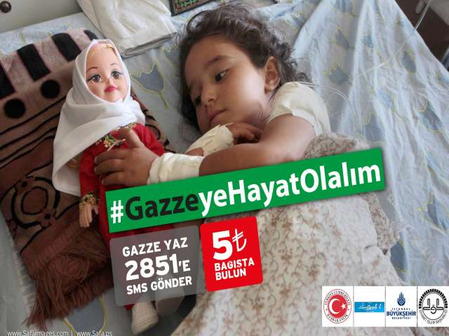 Istanbul municipality to donate $4.6m to Gaza