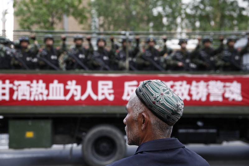 UN urges China and Thailand to protect Uighurs