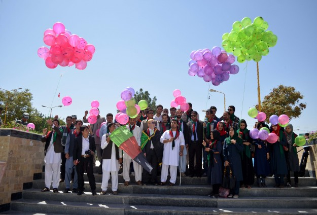 Afghans to mark Independence Day amid tight security