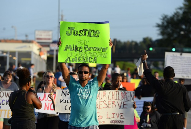 Much at stake for US in Ferguson grand jury decision