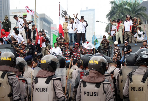Indonesia court upholds Widodo's presidential victory -UPDATED