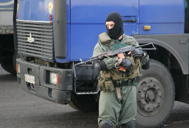 Three refugees killed as they flee Ukrainian conflict