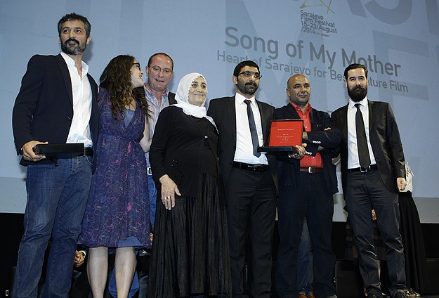 Turkey's Erol Mintas wins best film prize at Sarajevo
